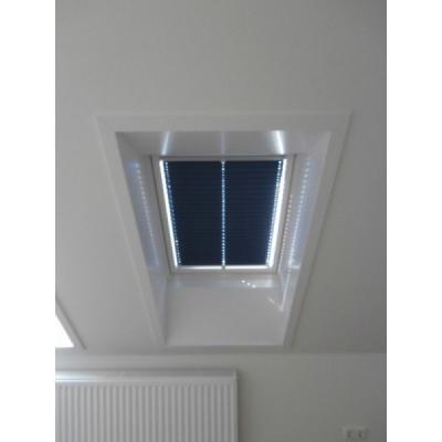 Plissee für Veloxfenster